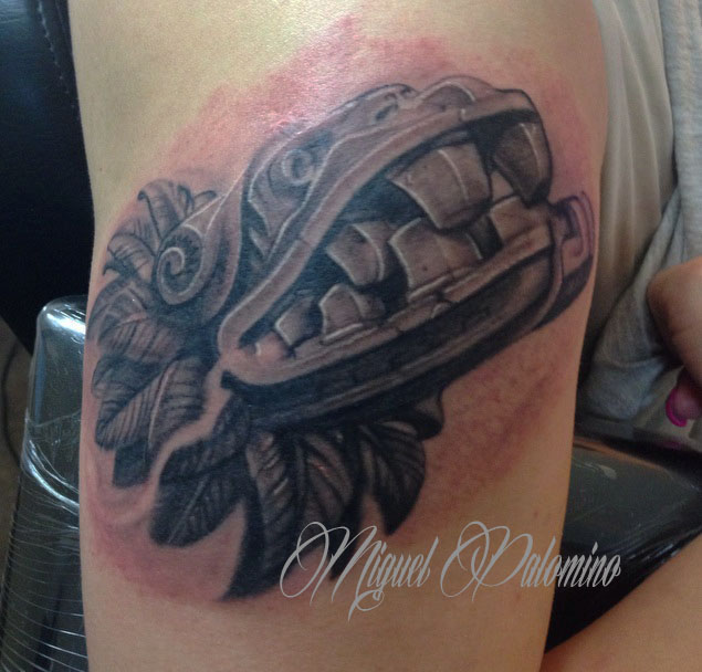d62942092 Quetzalcoatl Aztec God – Oklahoma city ink